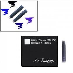 Чернила фиолетовые S.T.Dupont