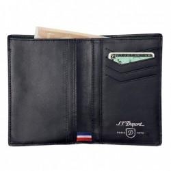 Бумажник S.T.Dupont коллекции Défi Carbon