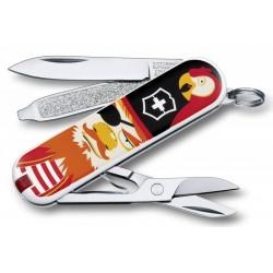 "Нож перочинный Victorinox Classic ""Treasure"""