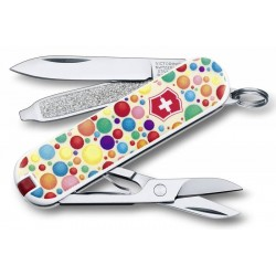 "Нож перочинный Victorinox Classic ""Color up your life"" 0.6223.L1403"