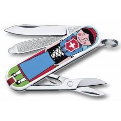 """Нож перочинный Victorinox Classic """"Appenzeller"""" 0.6223.L1401"""
