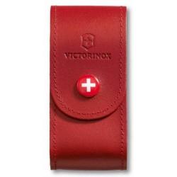 Чехол Victorinox для ножей 91мм 5-8 уровней красный