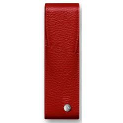 Футляр для двух ручек Carandache Leman Leather 6202.770