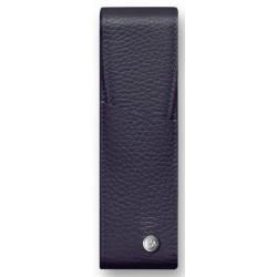 Футляр для двух ручек Carandache Leman Leather 6202.449