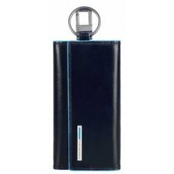 Ключница Piquadro коллекции Blue Square PC1397B2/BLU2